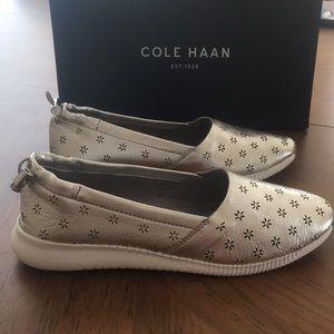 Cole Haan slip on women's shoe